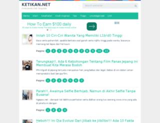 ketikan.net screenshot