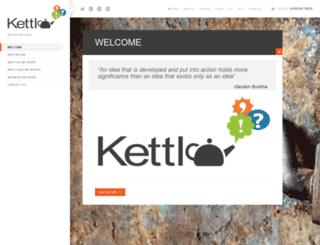 kettlecomm.com screenshot