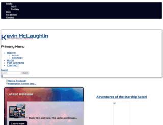 kevinomclaughlin.com screenshot