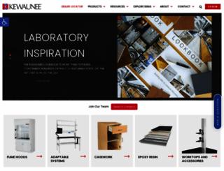kewaunee.com screenshot