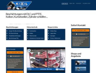 kexel.de screenshot