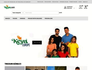 keyaeurope.ro screenshot