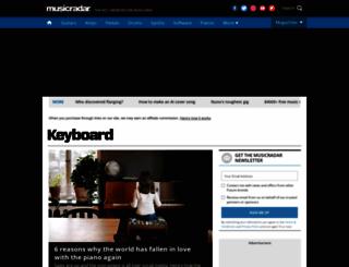 keyboardmag.com screenshot