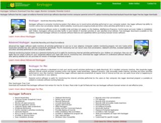 keylogger.in screenshot