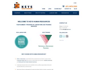 keyshr.com.au screenshot