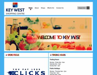 keywest.co.za screenshot