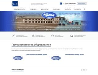 kf-holding.ru screenshot