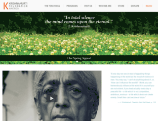 kfa.org screenshot