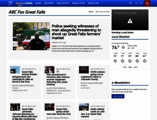 kfbb.com screenshot
