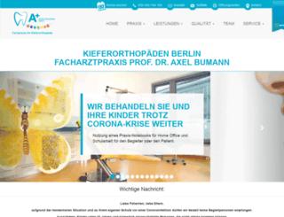 kfo-berlin.de screenshot