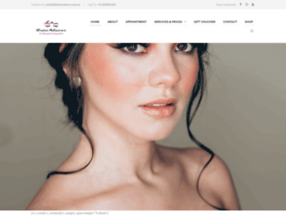kfusionsalon.com.au screenshot