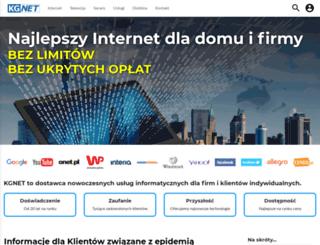 kg.net.pl screenshot