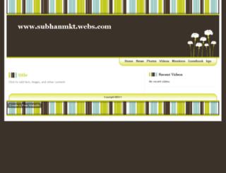 kgnadposting.webs.com screenshot