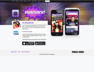 khachack.com screenshot