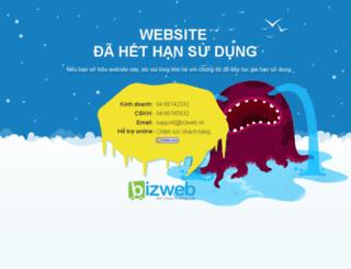 khachsank300.bizwebvietnam.com screenshot