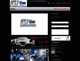 khailendrait.webs.com screenshot