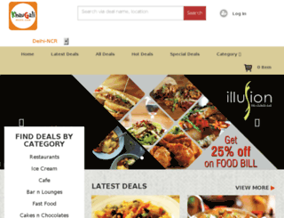 khaugalideals.com screenshot