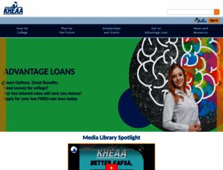 kheaa.com screenshot