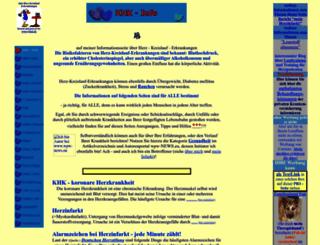 khk-info.de screenshot