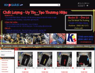 khogiasi.com screenshot