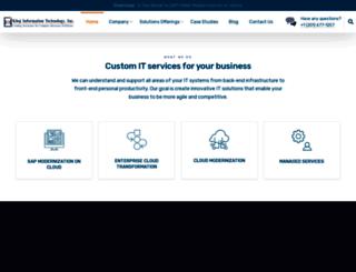 khoj-inc.com screenshot