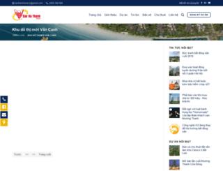 khudothimoivancanh.sanhathanh.com screenshot