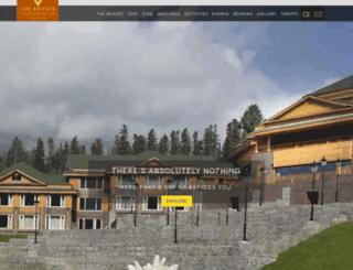 khyberhotels.com screenshot