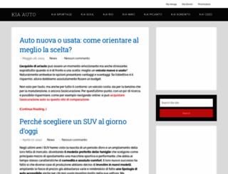 kia-auto.it screenshot