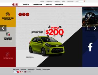 kiacr.com screenshot