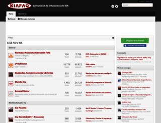 kiafaq.com screenshot