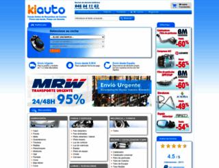 kiauto.es screenshot
