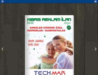 kibris-reklam-ilan.com screenshot