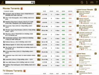 kickasse.net screenshot