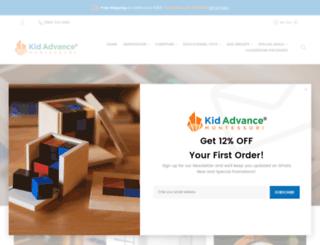 kidadvance.com screenshot