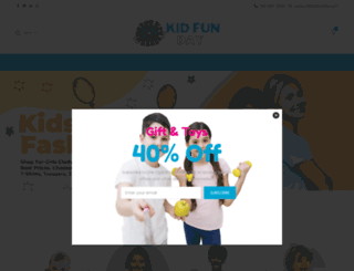 kidfunday.com screenshot
