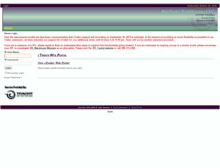 kidglove.etraker.com screenshot