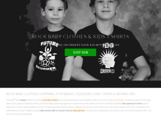 kiditude.com screenshot
