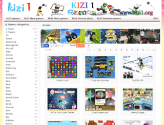 kids.kizi1.org screenshot