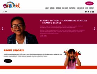 kidsaid.org.uk screenshot
