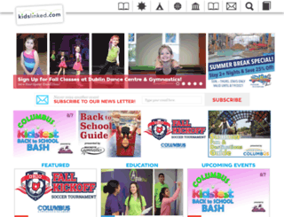 kidslinked.com screenshot