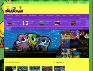 kidsplaypark.com screenshot