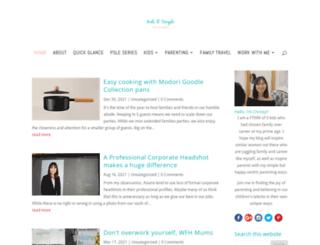 kidsrsimple.com screenshot