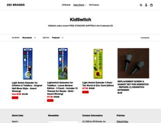 kidswitch.com screenshot