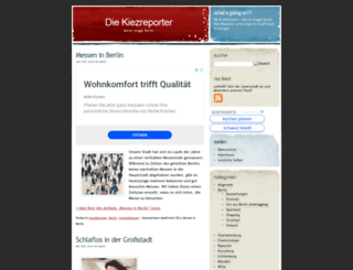 kiezreporter.de screenshot
