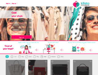 kifeto.com screenshot