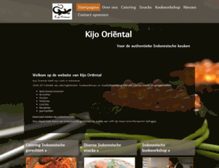 kijooriental.nl screenshot