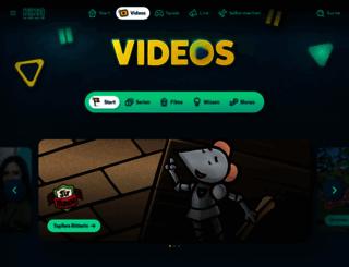 kikaplus.de screenshot