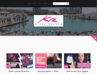 kikayrunner.com screenshot