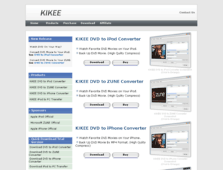 kikee.com screenshot