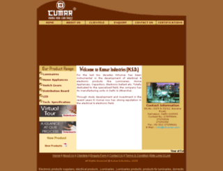 kikumar.com screenshot